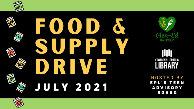 Support the Glen-Ed Pantry