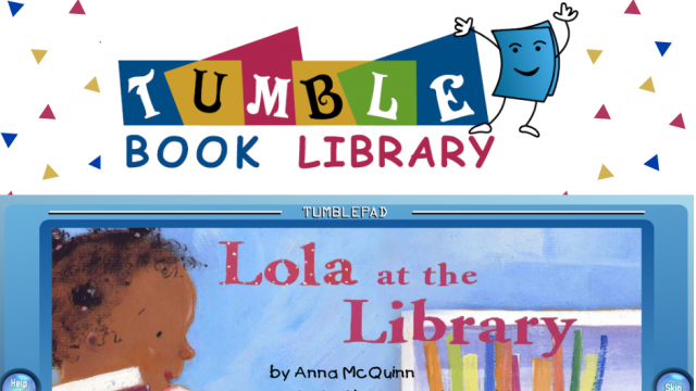 Spotlight On TumbleBooks