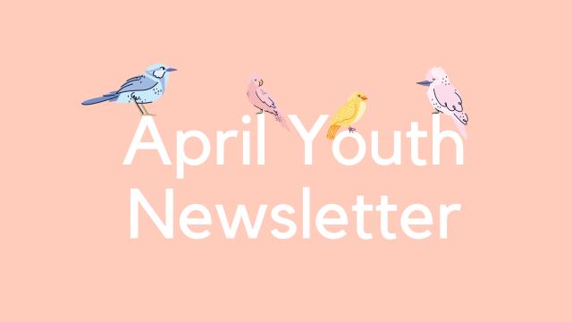 April Newsletter Slide