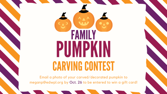 Family Pumpkin Carving Contest