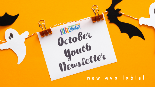 October Youth Newsletter now available