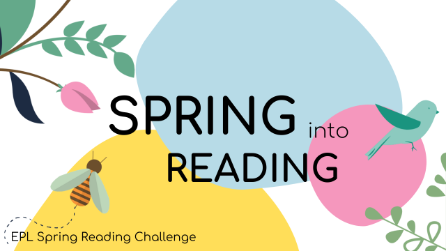 Spring Into Reading Slide