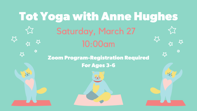 Tot Yoga with Anne Hughes