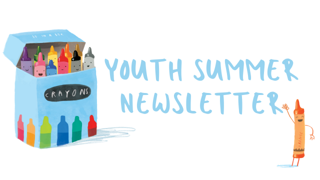 Youth Summer Newsletter 2021
