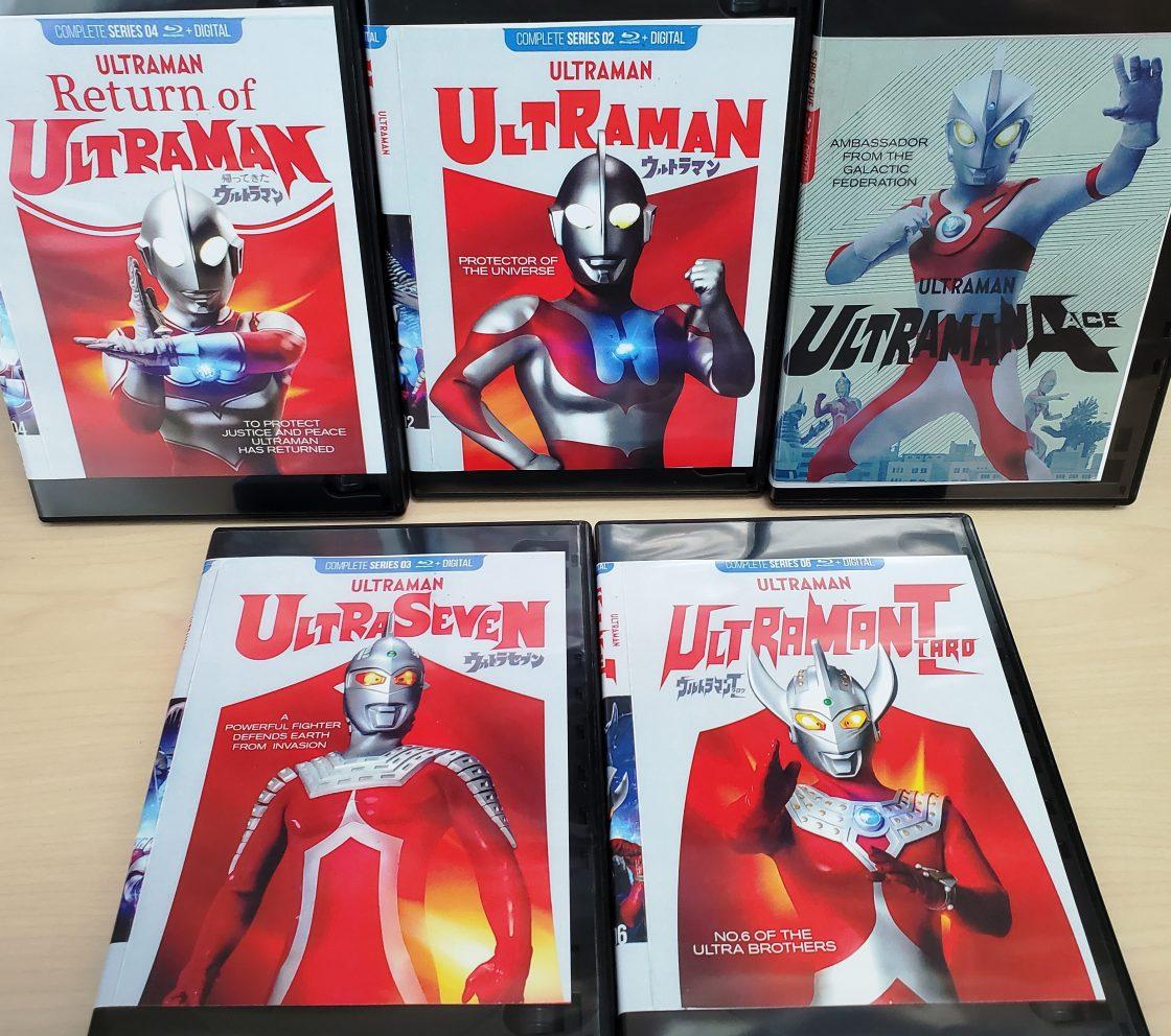 Ultra Man blog post graphic
