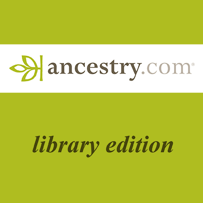 Ancestry Library Edition (remote access through 06/30/21)
