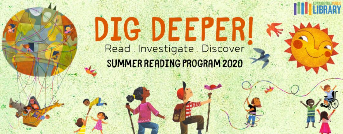 SRP 2020 Dig Deeper Beanstack Banner