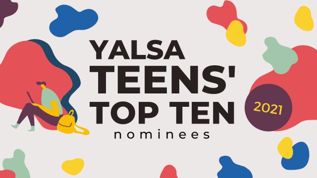 Copy of Teens Top Ten 2021 Bookmarks